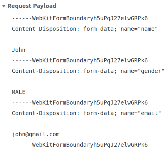 How to Serialize Form Data with Javascript